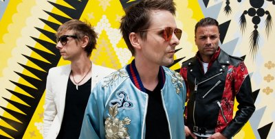 "The infectious new song from Muse, ""Thought Contagion"""