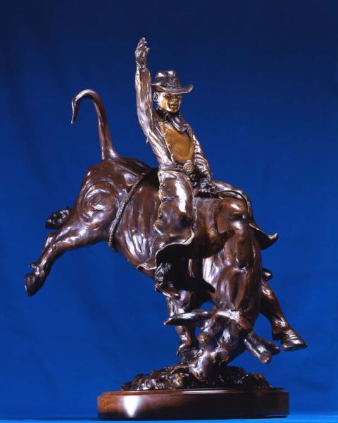 Bull Rider (2nd version)
