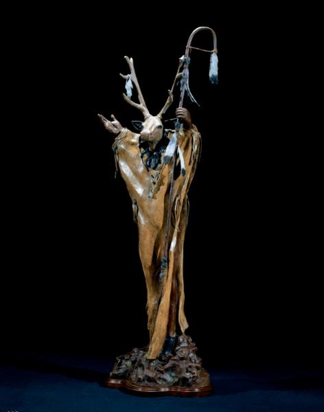 Elk Shaman