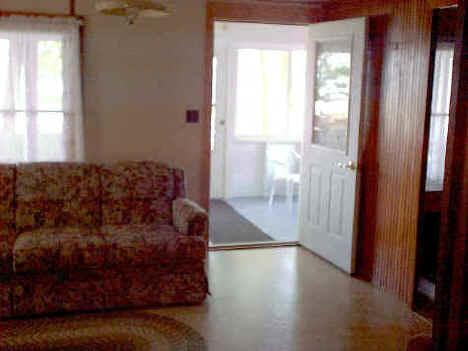 Livingroom and Porch