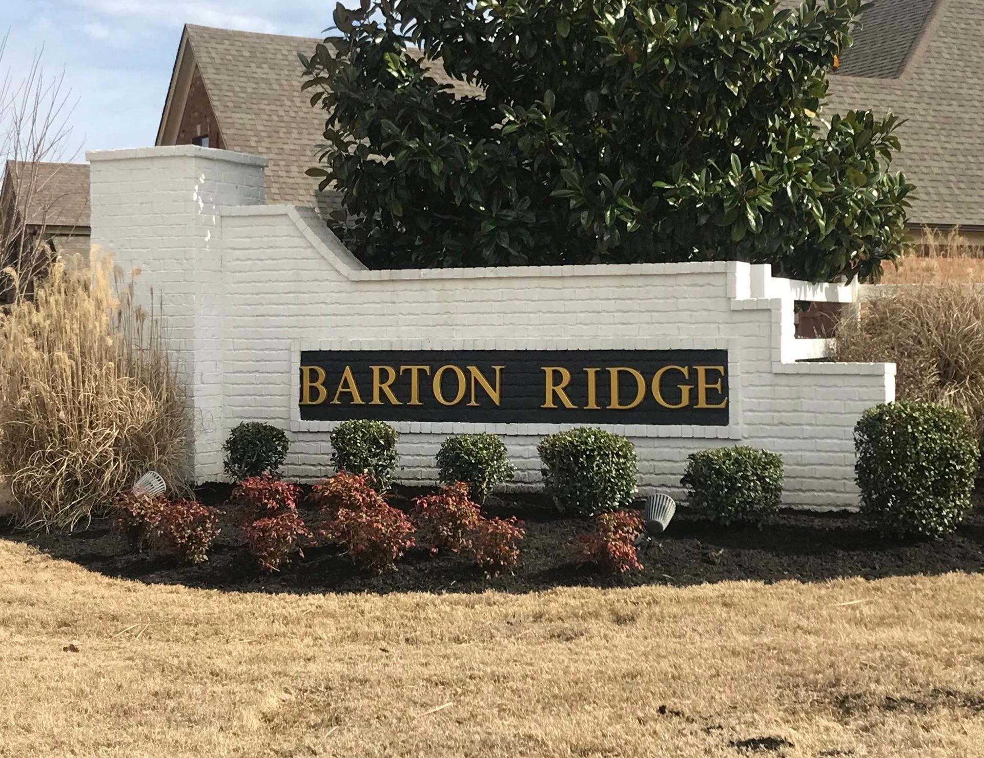 Barton Ridge