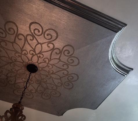 elegant ceiling finish