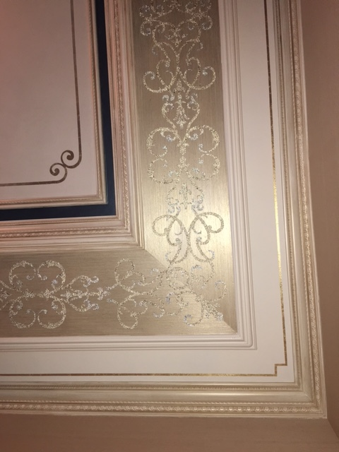 elegant ceiling finish