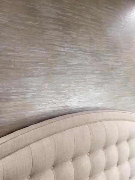 metallic finish