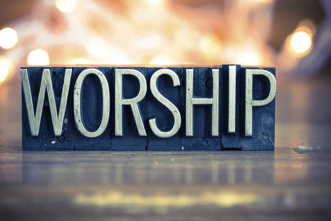 Worship...the song of my life.