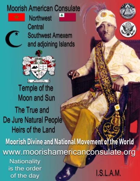 Moorish American Consulate
