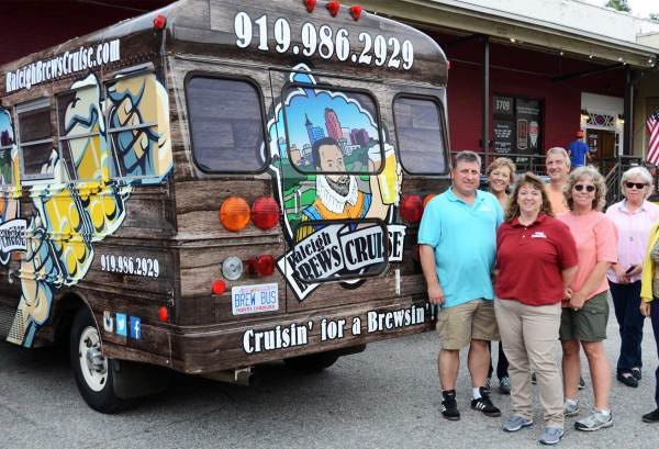 Join New Orleans Brews Cruise for Craft Beer Touring