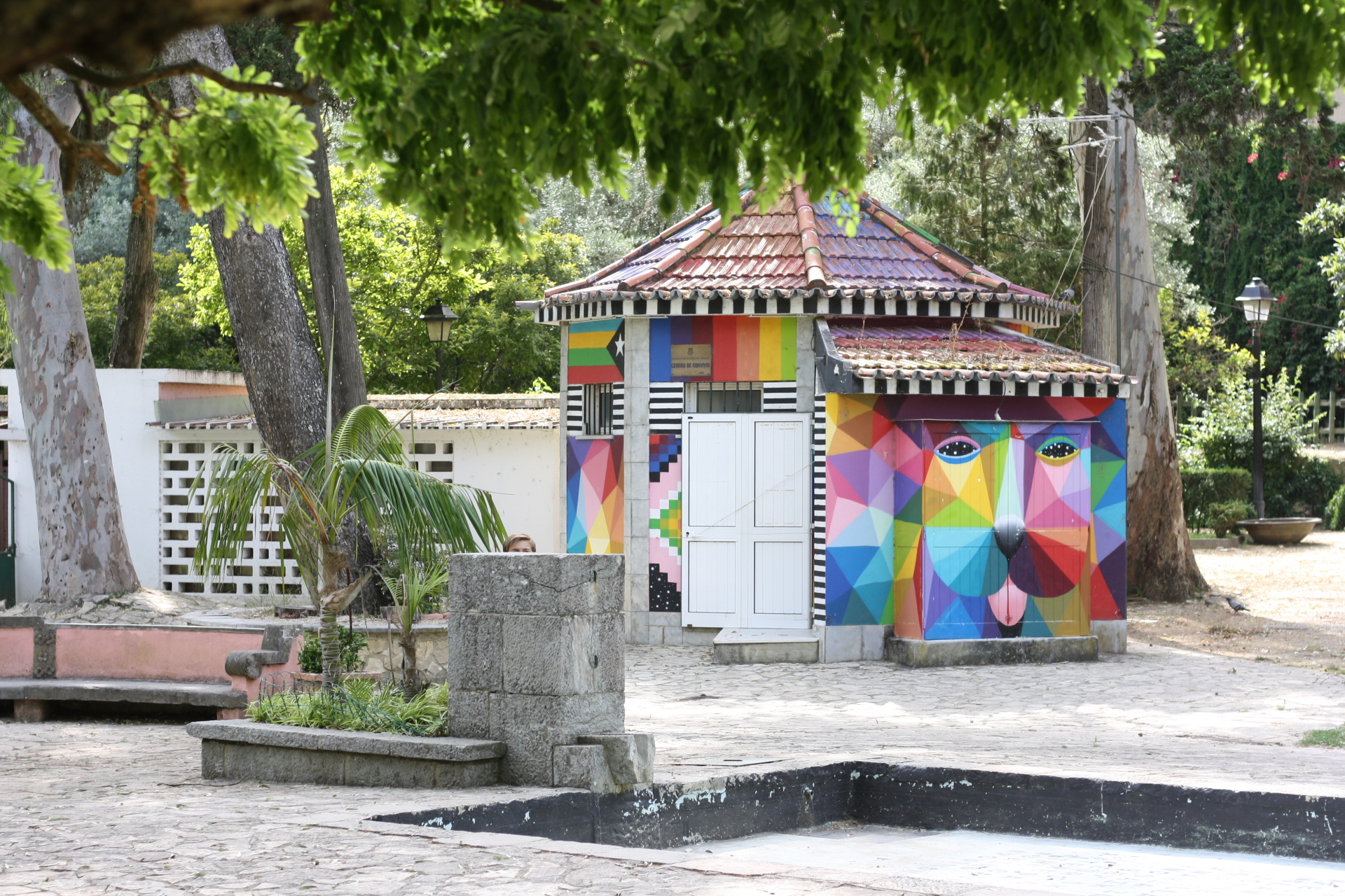 #Jardim de Oeiras
