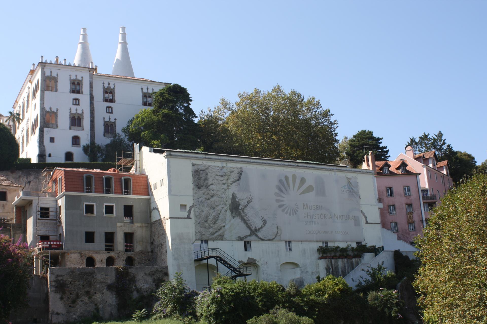 Cezar und Mari in Sintra