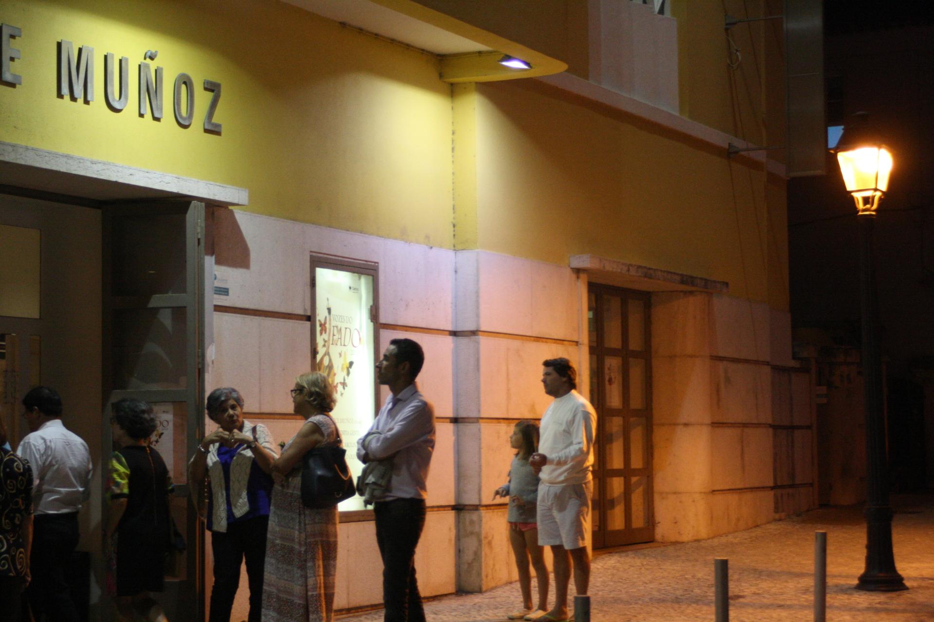 Theater Muñoz in Oeiras