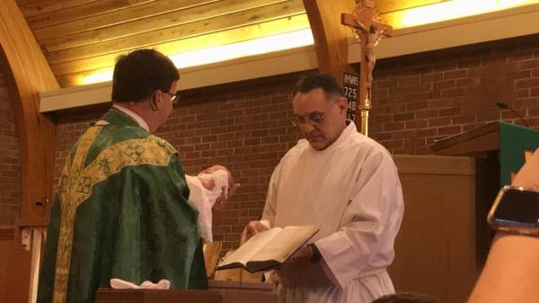 The Rite of Holy Baptism