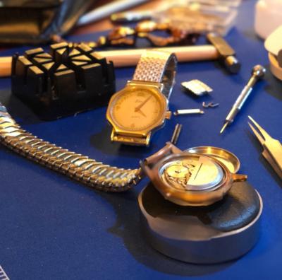 Transcendental Watch Repair