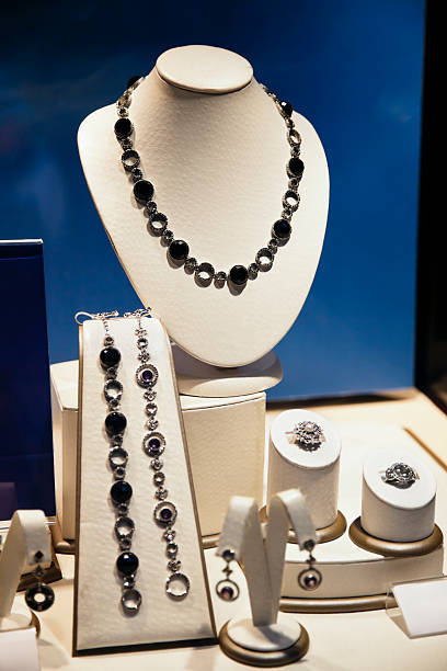 An Overview Of The Jewelry Store In Madrid