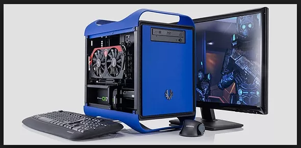 Build a Custom Gaming PC