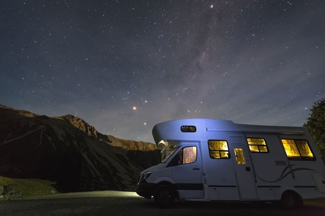 The Top Benefits of Traveling in a Luxury Camper