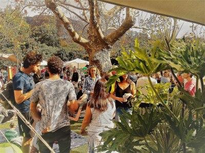 The Secret Garden Market