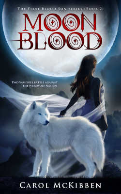 Moon Blood 2 by Carol McKibben