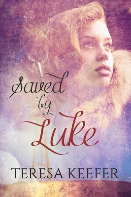 Saved By Luke by Teresa Keefer