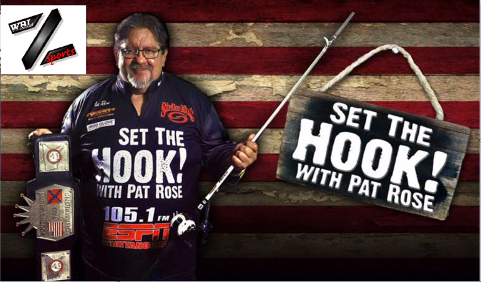 Set the Hook w/ Pat Rose