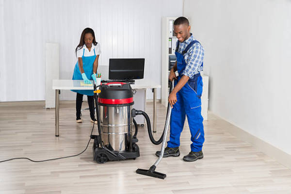 An Overview of Commercial Cleaning Service