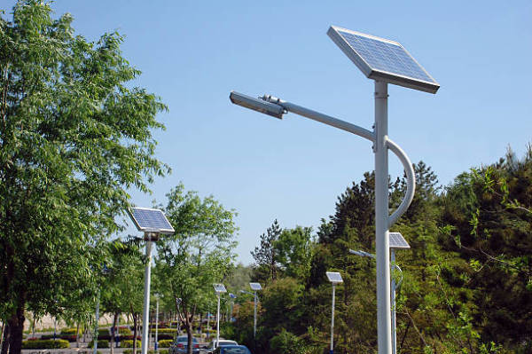 The Advantages of Commercial Street Lighting