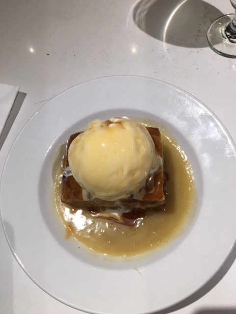 Our Home Made Bread Pudding!