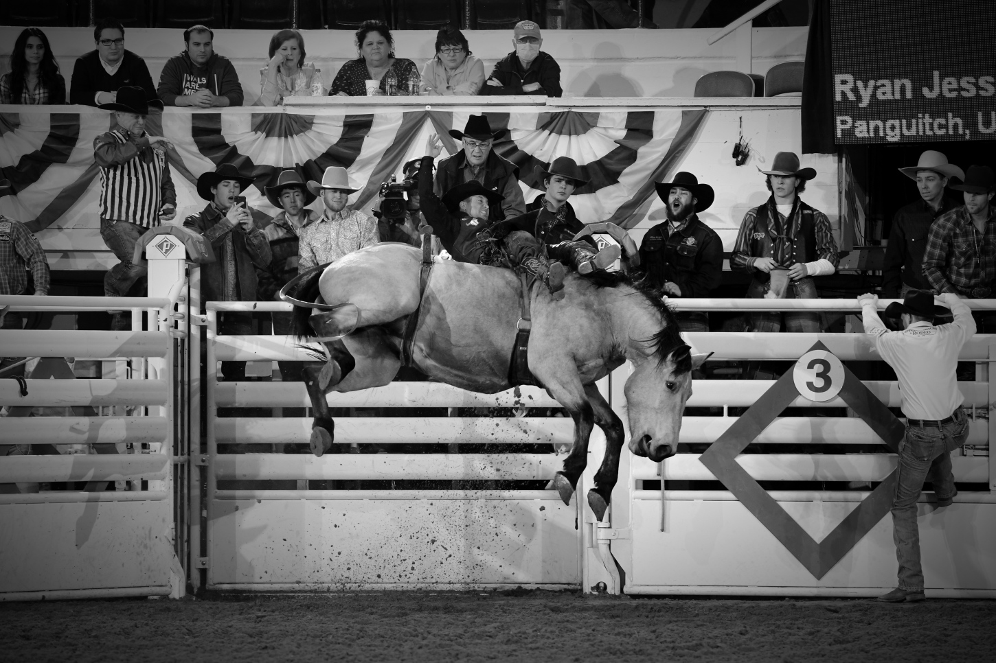 Neal gay rodeo title