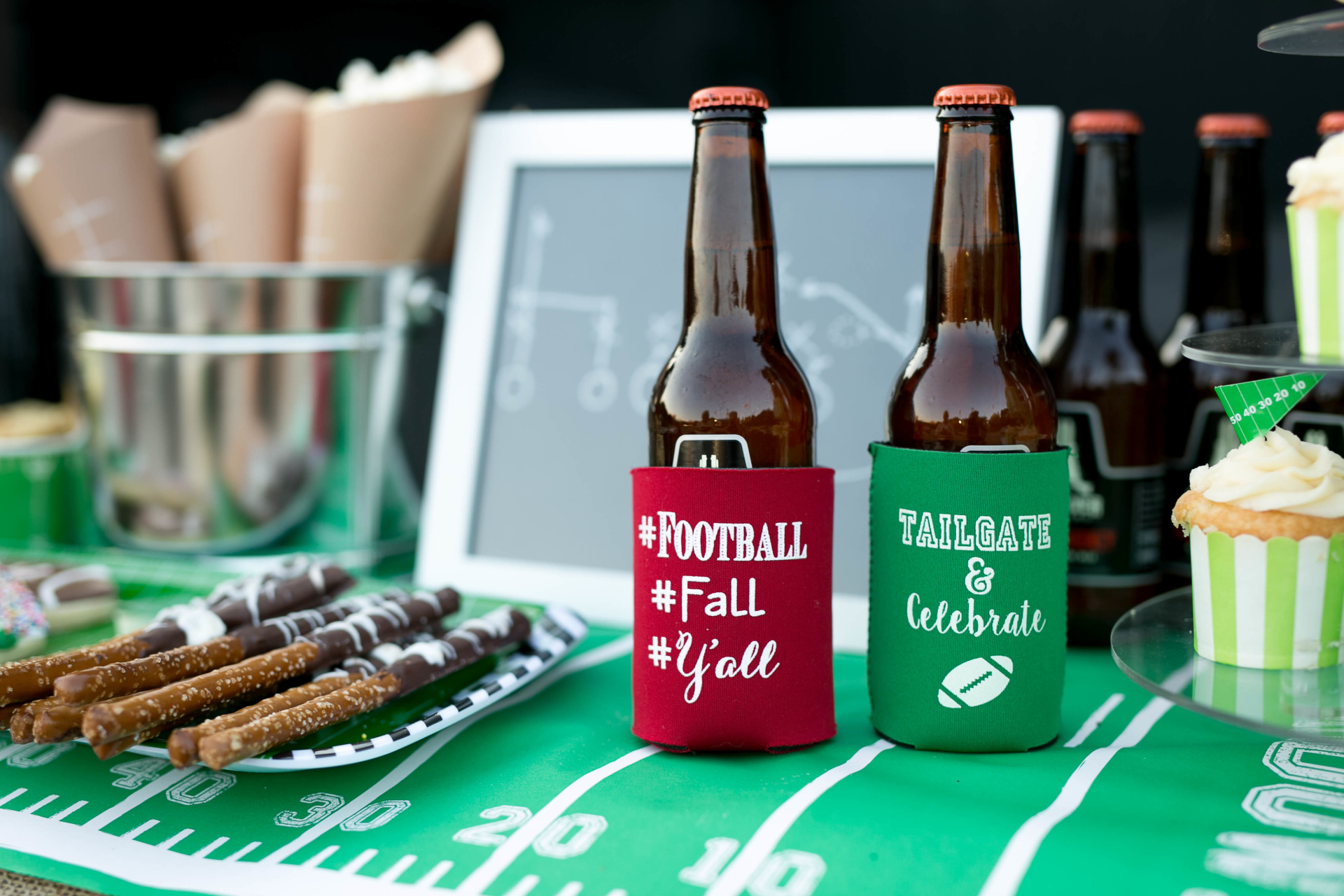 Tips for a Swanky Tailgate