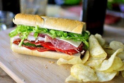 Oven Baked Subs
