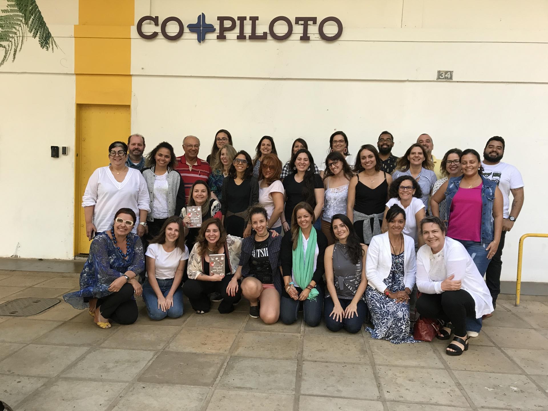 Escrita criativa e afetuosa - Brasília 2017
