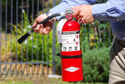 Selecting the Right Fire Extinguishers to Save a Home