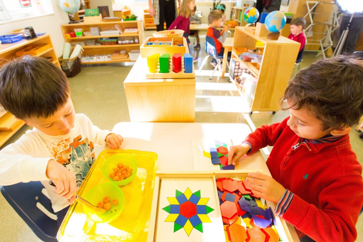 10 Differences between Montessori and Traditional Education