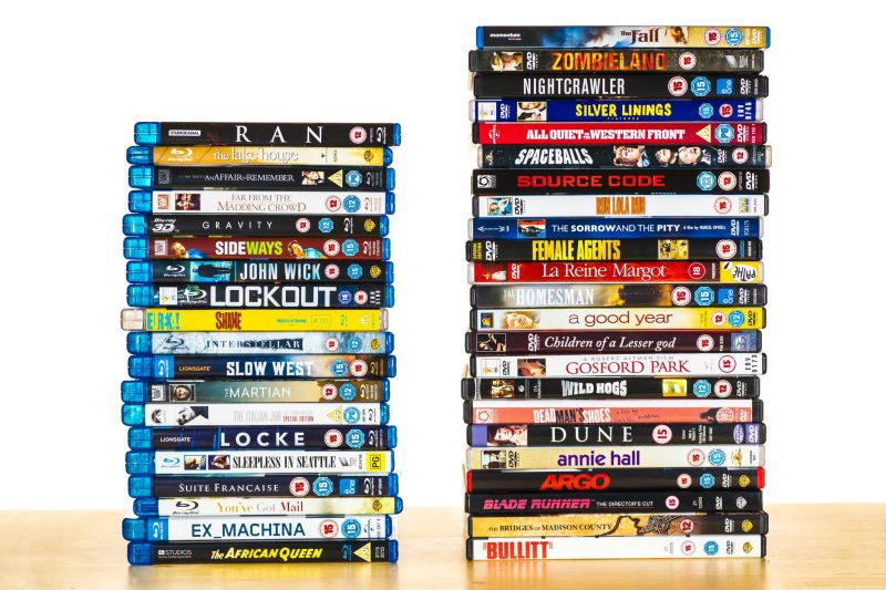Buy Dvds At A Discounted Rate