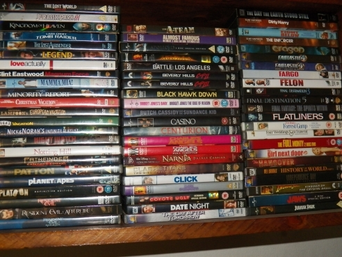 The best sites can only offer you with the best DVDs for yourself