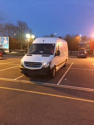 Mercedes Sprinter, 314, 316, premium pack