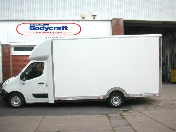 Renault Master 2.3 130 4.6m Internal Load Length