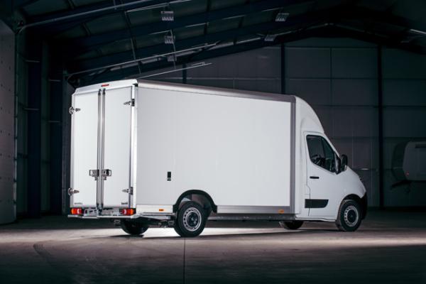 Renault Master 2.3 130 Loloader Luton Van