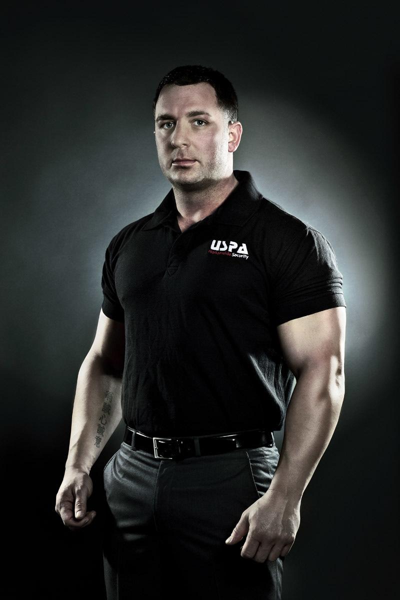 Bodyguard Company - Michael Evans