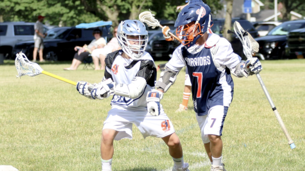 Matthew Evans - 2024 Attackmen Team 91 Titans Lacrosse