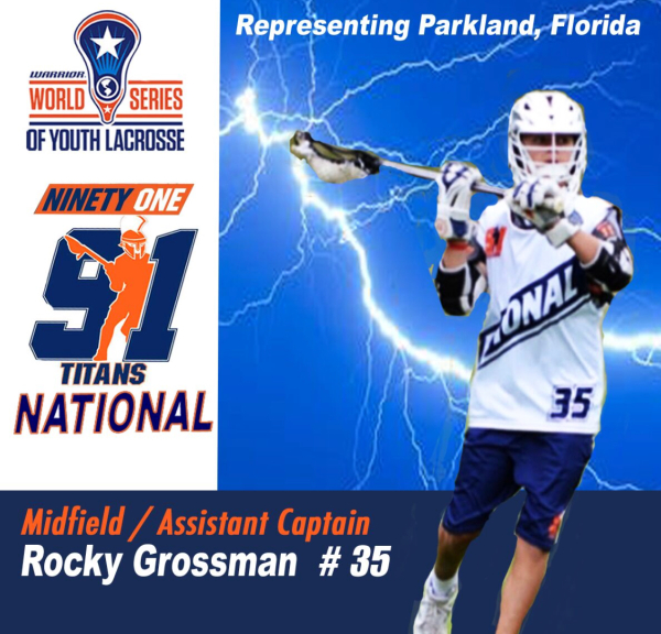 Rocky Grossman - World Series Youth Lacrosse