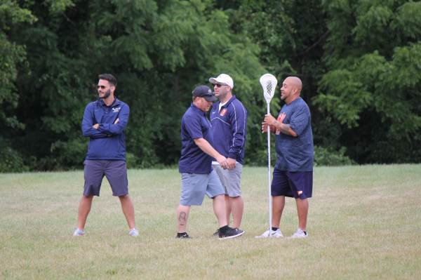 Coaches Meeting