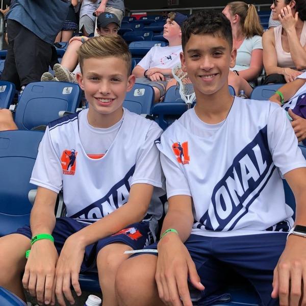 Marcus & Ben