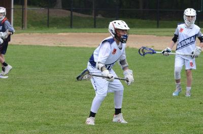 Zach Brent 2023 Team 91 Titans
