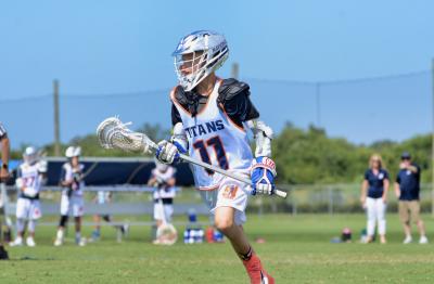 Tyler Lamm - Lacrosse - Team 91 Titans FL