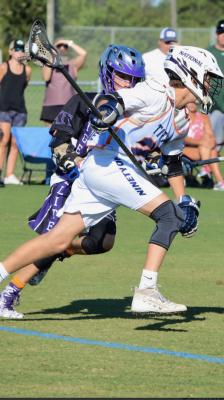 Mack Gray - Lacrosse - Team 91 Titans FL
