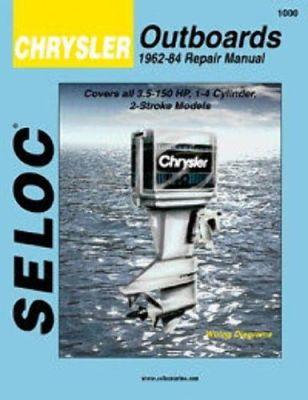SELOC Repair Manual - Outboard Marine Engine Repair