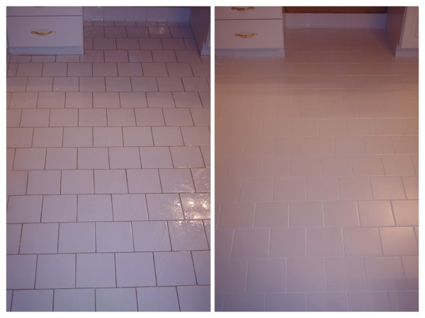 Grout Works Grout Color Sealing