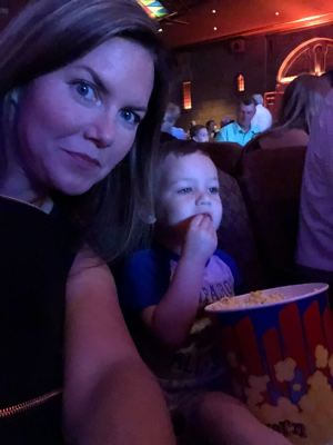 Two Year Old and Paw Patrol Live