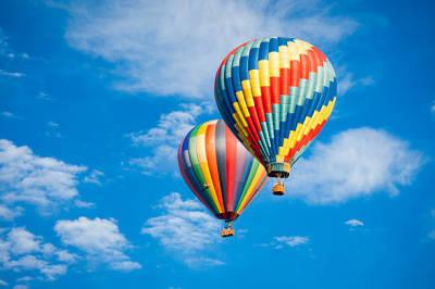 Advantages of Hot Air Balloon Rides