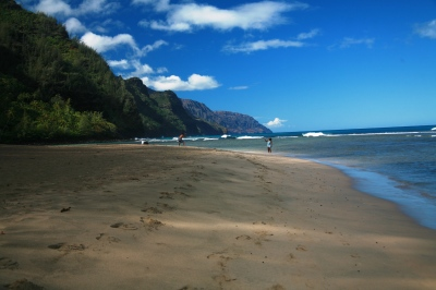 Kauai Hawaii. 'Nuf said'.